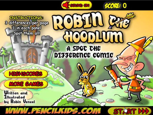 Другие · Robin the Hoodlum