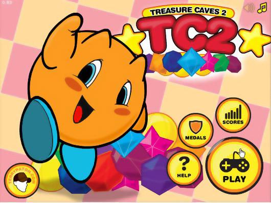 Головоломки · Treasure Caves 2
