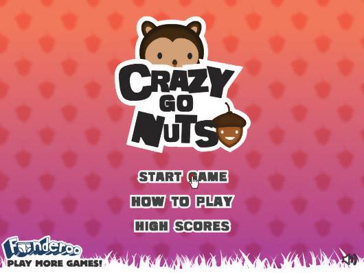 Головоломки · Crazy Go Nuts