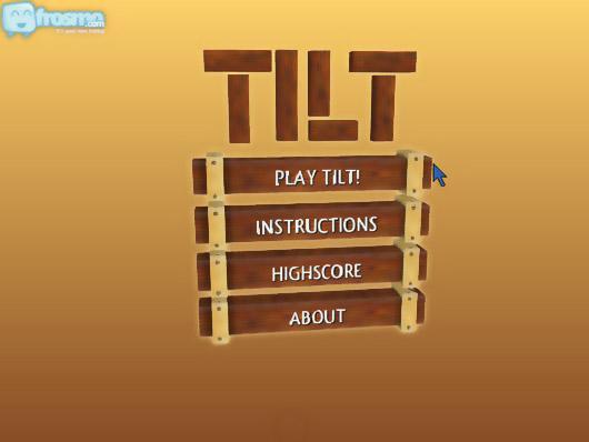 Головоломки · Tilt
