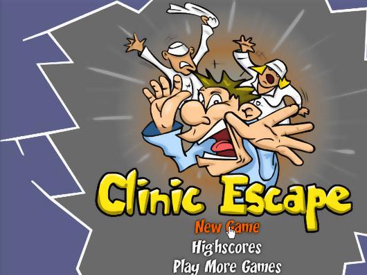 Аркады и экшн · Clinic Escape