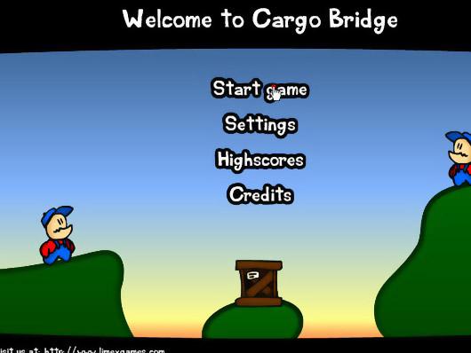 Головоломки · Cargo Bridge