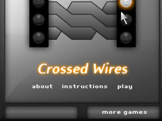 Головоломки · Crossed Wires