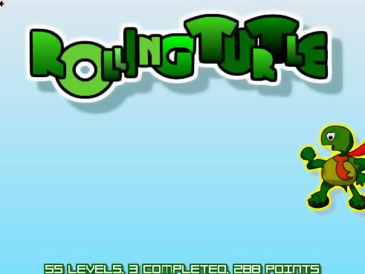 Головоломки · Rolling Turtle