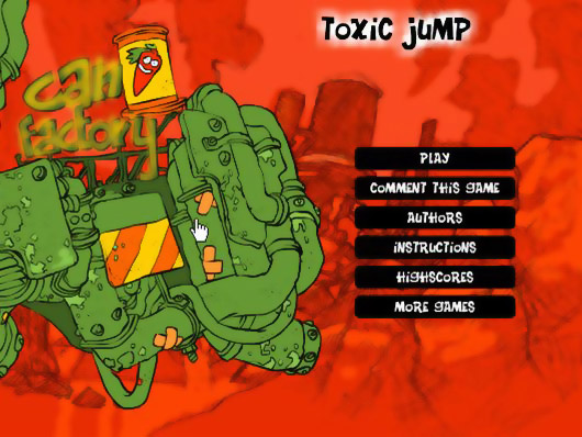 Аркады и экшн · Toxic Jump